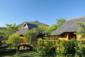 Tau Game Lodge