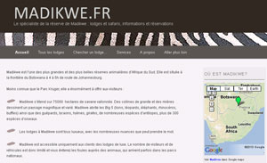 Madikwe.fr